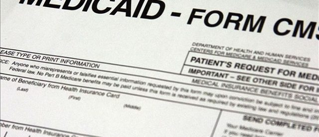 Medicaid-Application