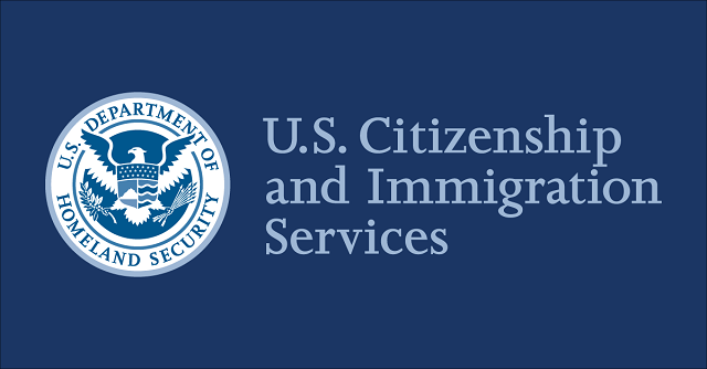 USCIS application, case status, processing times